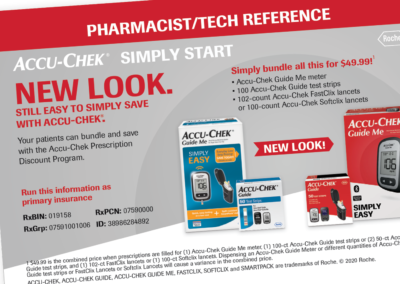 Accu-Check Card